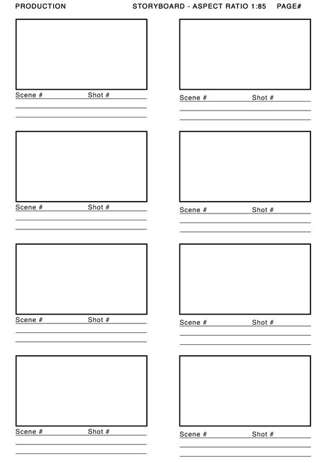 animation storyboard template 16 9 www imgkid com the