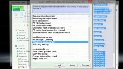 reset l355 youtube reset epson l355 video tutorial youtube