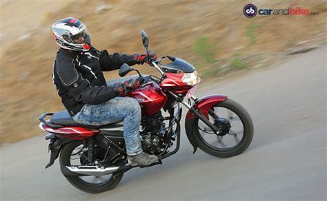 bajaj discover 135 review 2018 bajaj discover 110 ride review ndtv carandbike