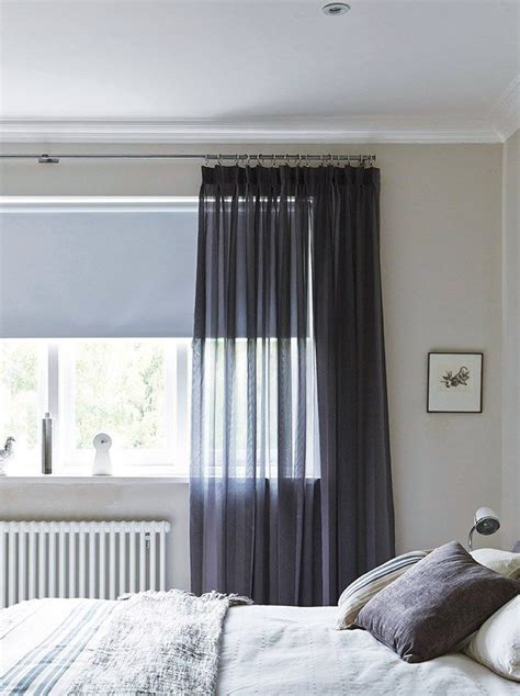 curtains for bedroom window 25 best ideas about voile curtains on pinterest sheer