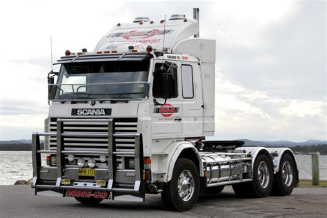 scania truck royter and his truck retire gracefully scania