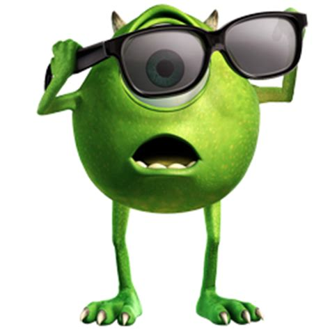 imagenes png de monster university monsters character mikes icon monsters university
