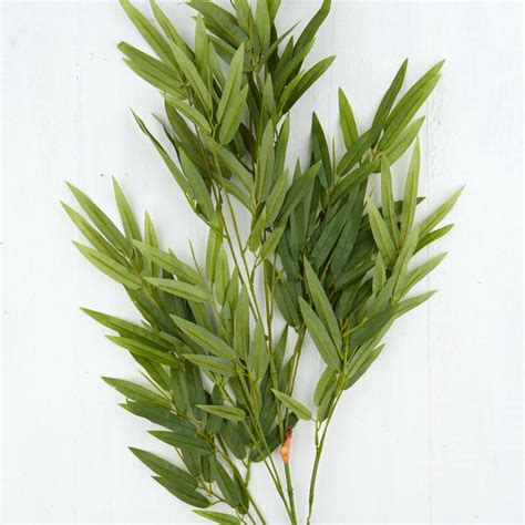 artificial stems and sprays artificial bamboo spray picks and stems floral supplies craft supplies