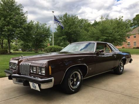 auto air conditioning service 1977 pontiac grand prix electronic throttle control 1977 pontiac grand prix 42k original miles a stunning time capsule sharp for sale
