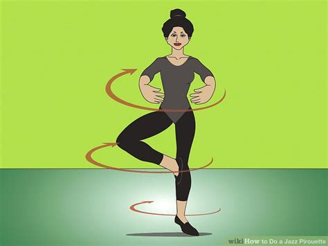 imagenes de step up muss how to do a jazz pirouette 7 steps with pictures wikihow