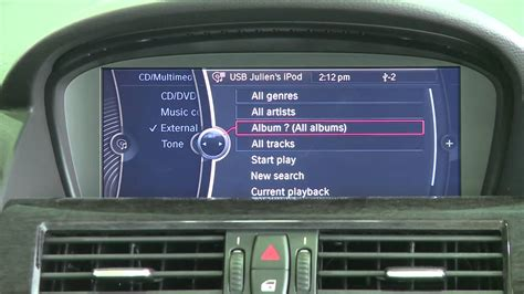 connect with your bmw how to connect your ipod to your bmw idrive