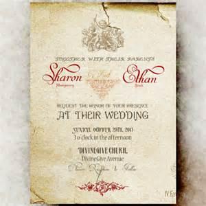 vintage wedding invitation templates 26 vintage wedding invitation templates free sle