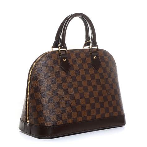 Louis Vuitton Pm Damier Ebene louis vuitton damier ebene alma pm 96609