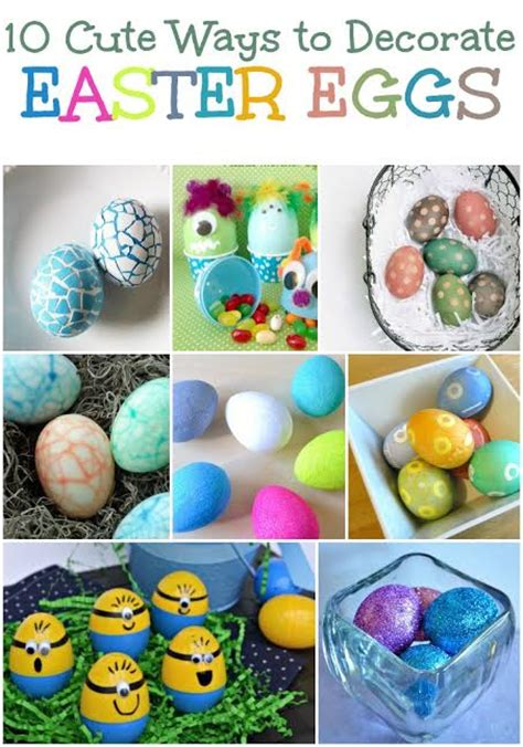 how to decorate easter eggs top 28 how do you decorate easter eggs 20 creative