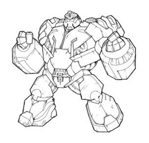 tutorial menggambar hulk how to draw bulkhead transformers prime bulkhead step