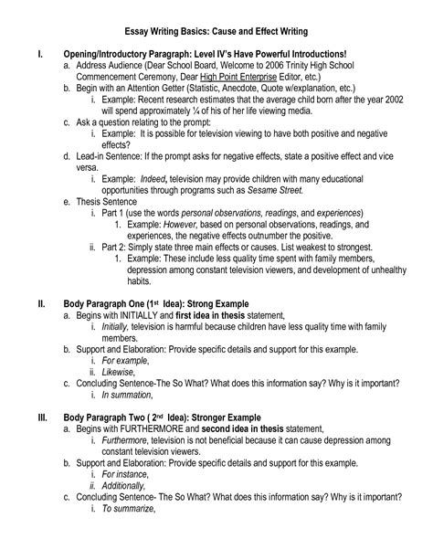 Cause And Effect Essay Sles by Things You Need To Write A Resume 28 Images How To Write A Career Objective On A Resume