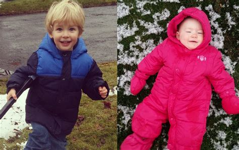 babies in snowsuits in car seats car seats snowsuits a f cking hitshow