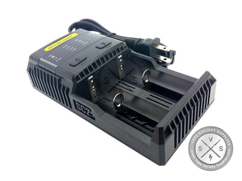 Nitecore Superb Speedy Battery Charger 2 Slot 3a For Li Ion And Nimh Sc2 nitecore sc2 superb charger