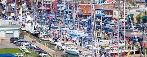 baltimore boat show parking directions accommodations annapolis boat shows