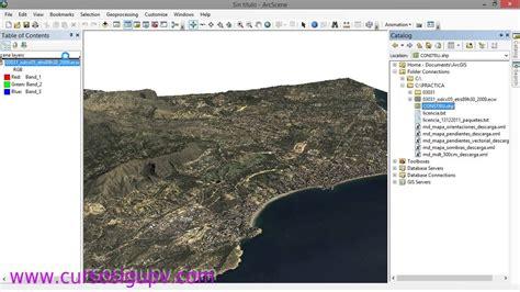 arcgis animation tutorial como elevar edificios en 3d en arcgis 10 2 a partir del