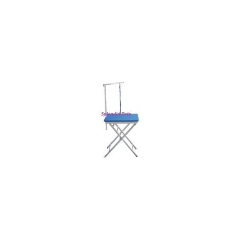 Emperor Grooming Tables 24 Quot Foldable Lightweight Blue