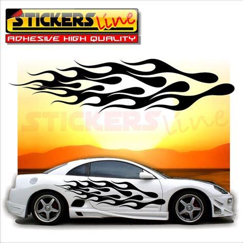 lada effetto fiamma adesivi fiamme adesivo fiamma auto tuning decalcomanie car