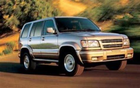 isuzu trooper bighorn rodeo amigo vehicross 4 isuzu trooper rodeo amigo vehicross axiom 1999 2002 repair m down