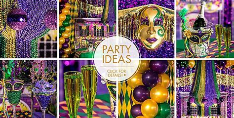 Beads Decoration Home by Mardi Gras Decorations Party City