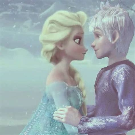 film elsa et jack jack frost et la reine des neiges