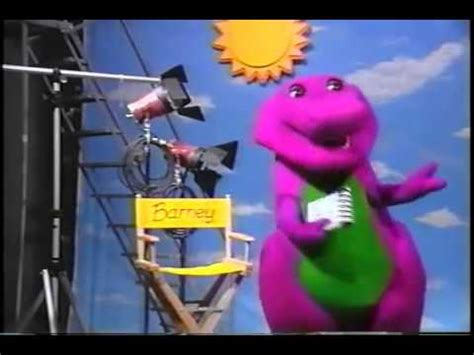 barney and the backyard gang audition that s a wrap for the complete third season no more