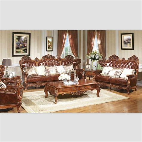 living room wood furniture wooden sofa set designs nrtradiant