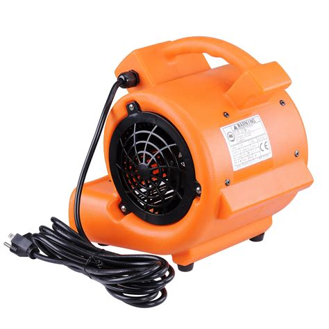 industrial air blower fan commercial air mover blower carpet dryer 349cfm floor