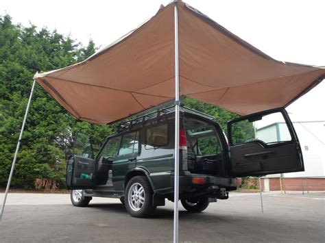 awnings for vans hawk wing awning for 4x4s vans and cer vans pull out like fox outdoor ebay
