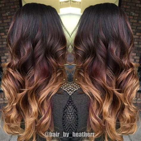 hair dye could cause cancer and brunettes are at greater best 25 ombre brown ideas on pinterest natural ombre