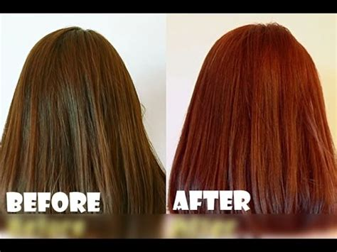 if i use a medium golden mahogany over blonde highlights wil my hair come out dark how to dye asian or dark hair brown reddish 5 garnier