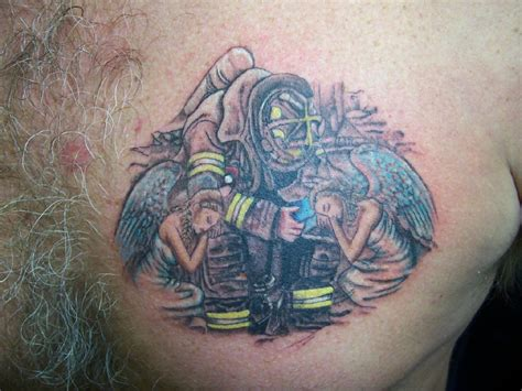 firefighting tattoos firefighter tattoos designs ideas and meaning tattoos