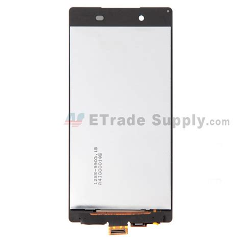 Lcd Sony Xperia Z3 sony xperia z3 lcd screen and digitizer assembly black