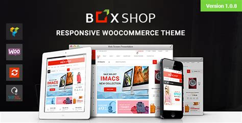 themeforest woocommerce theme free download themeforest boxshop download responsive woocommerce