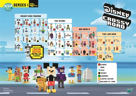 how long has crossy road been out attention disney crossy road fans get your 8 bit style