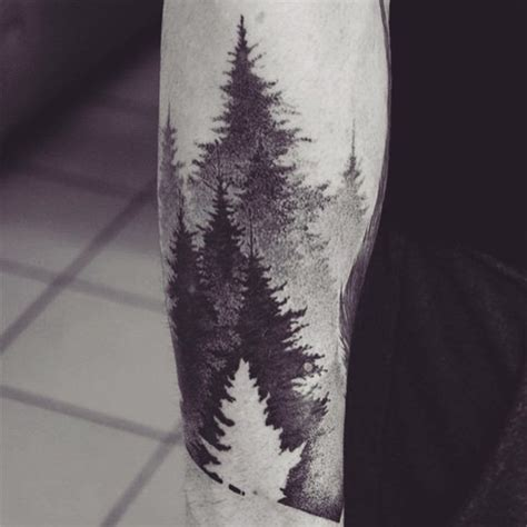 tattoo back forest 20 nice forest tattoos for sleeve golfian com