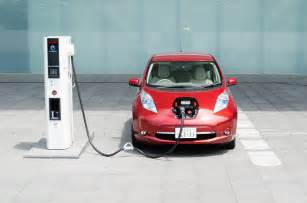 Electric Car Charging Stations Nissan Leaf Japan Now Home To More Electric Vehicle Charging Stations
