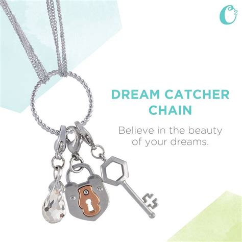 Origami Owl The Chain - express your dreams with your favorite dangles on our new