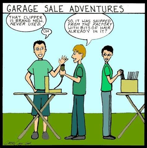 Garage Sale Humor by Garage Sale Garage Sale Academy