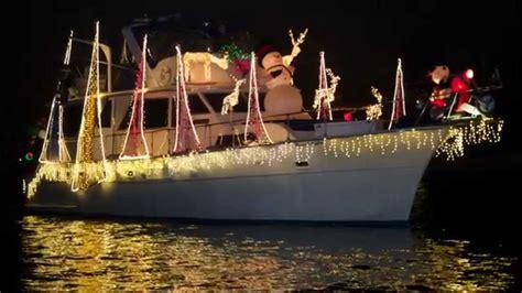 boat shipping vancouver 60th year christmas ship parade youtube