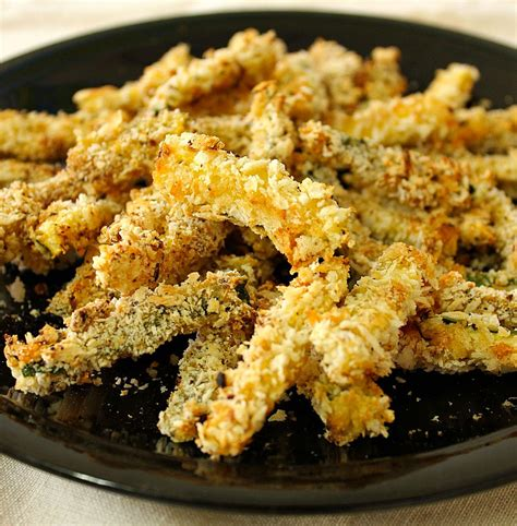 printable zucchini recipes low carb side dish baked zucchini fries low carb go