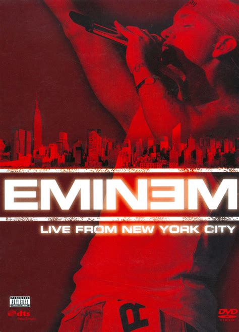 live from new york eminem live from new york city 2005 hamish hamilton