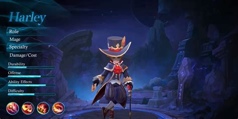 mobile legend terbaru guide build item harley mobile legends terbaru