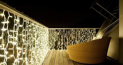 lichterketten für aussen garten dekor lichterkette balkon