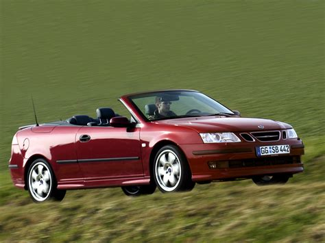 hirsch performance saab 9 3 convertible aero photos