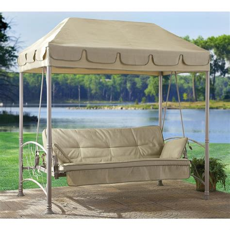 folian futon swing 138432 patio furniture at