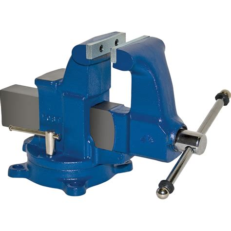 rotating bench vise yost heavy duty industrial machinist bench vise swivel