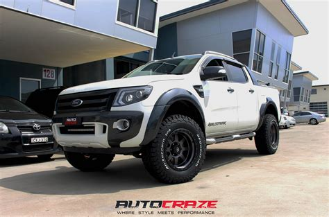 Ford Wheels by Ford Ranger Rims 4x4 Road Wheels Autocraze
