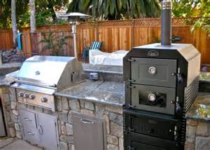 Homemade Kitchen Island Plans outdoor pizza ovens amp smokers unlimited outdoor kitchens