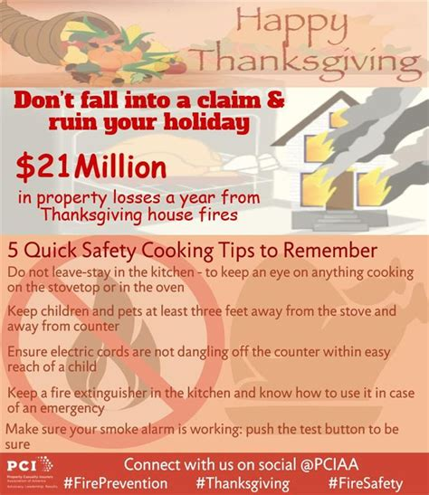 Safety Tips In Kitchen by Cooking In The Kitchen Safety Tips This Thanksgiving