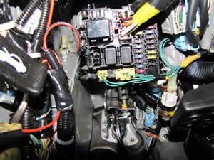 s2000 interior fuse box